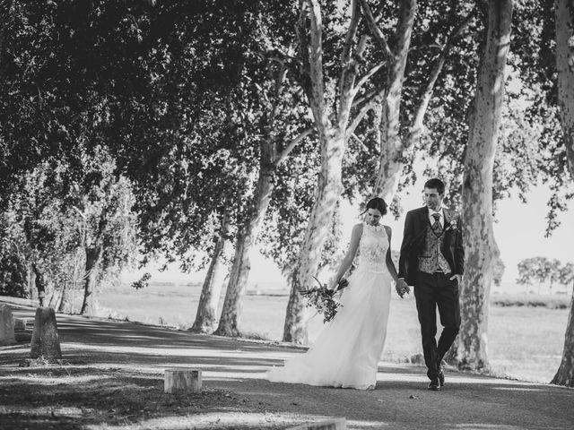 La boda de Eva y Albert en El Castell Del Remei, Lleida 34