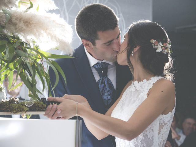 La boda de Eva y Albert en El Castell Del Remei, Lleida 44