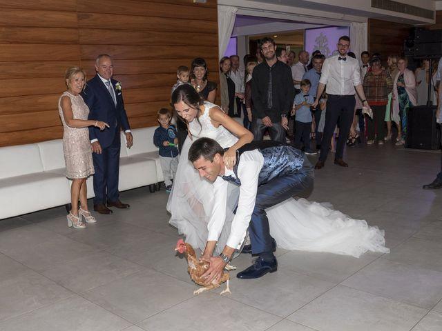 La boda de Eva y Albert en El Castell Del Remei, Lleida 45