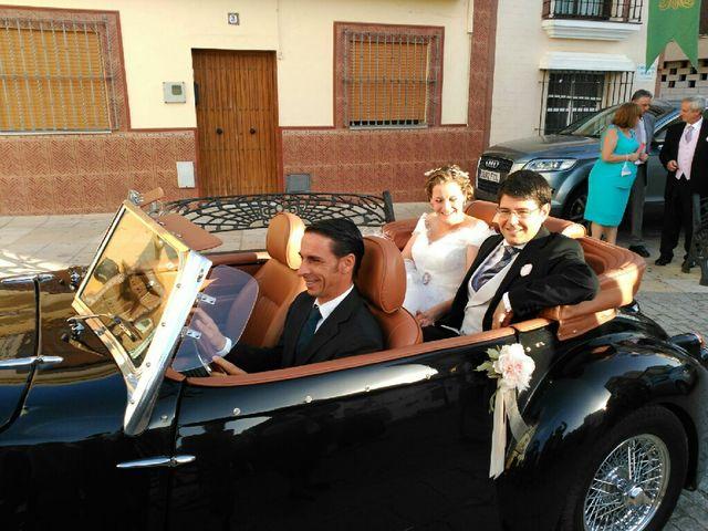 La boda de Iván  y Bárbara  en Bormujos, Sevilla 9