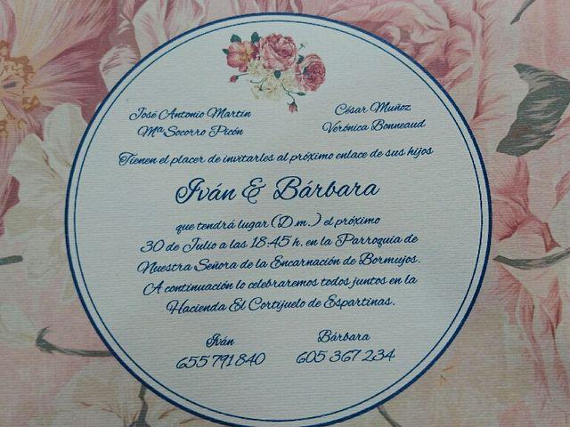 La boda de Iván  y Bárbara  en Bormujos, Sevilla 11