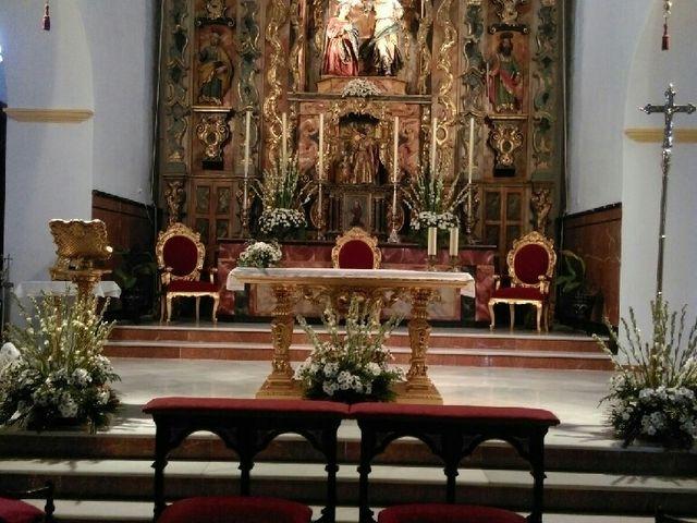 La boda de Iván  y Bárbara  en Bormujos, Sevilla 12