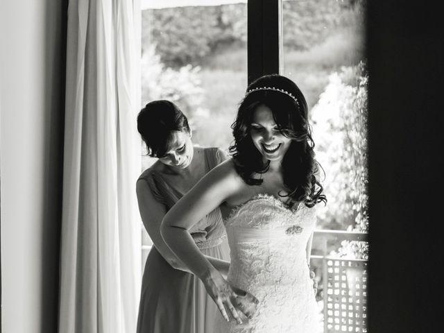 La boda de Sergio y Rosa en Valdastillas, Cáceres 35