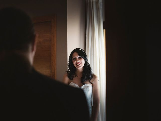 La boda de Sergio y Rosa en Valdastillas, Cáceres 40