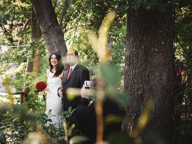 La boda de Sergio y Rosa en Valdastillas, Cáceres 43