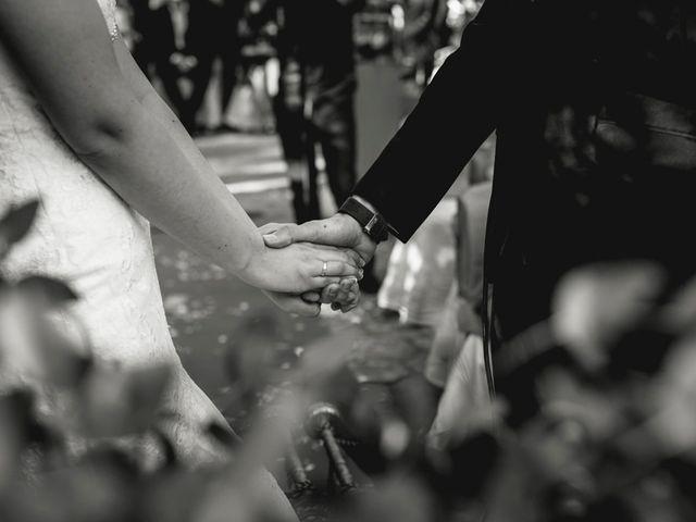 La boda de Sergio y Rosa en Valdastillas, Cáceres 51