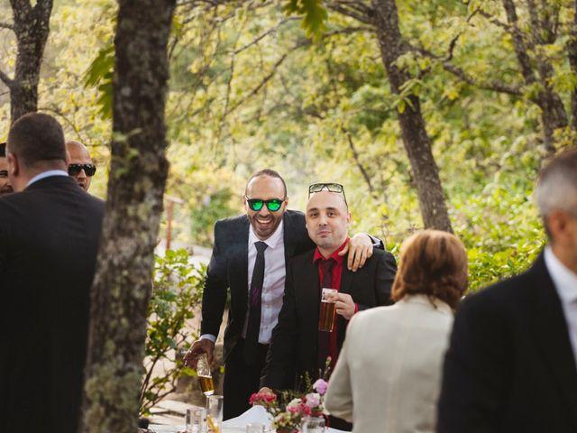 La boda de Sergio y Rosa en Valdastillas, Cáceres 54