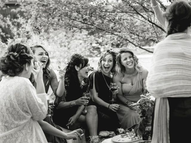 La boda de Sergio y Rosa en Valdastillas, Cáceres 55