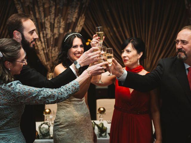 La boda de Sergio y Rosa en Valdastillas, Cáceres 58
