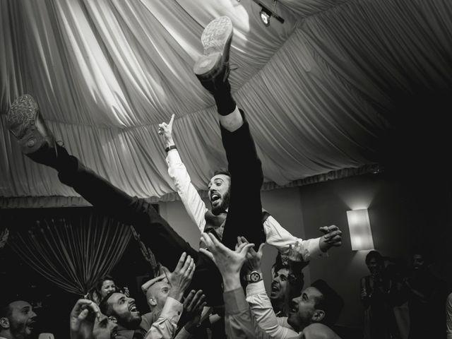 La boda de Sergio y Rosa en Valdastillas, Cáceres 60