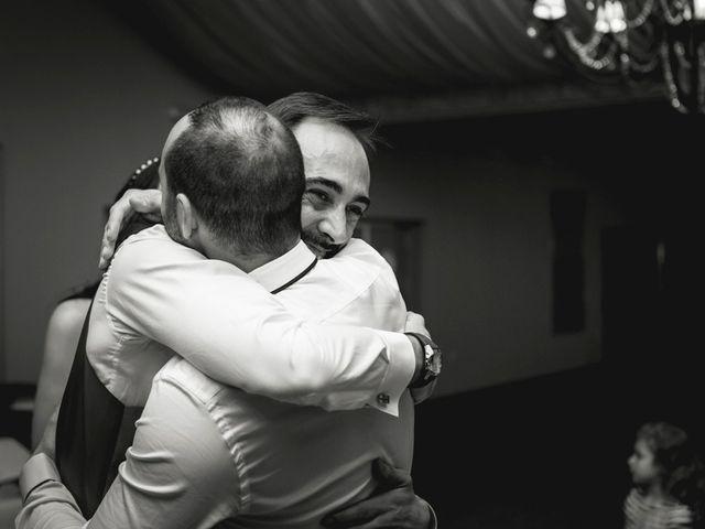La boda de Sergio y Rosa en Valdastillas, Cáceres 64