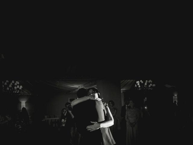 La boda de Sergio y Rosa en Valdastillas, Cáceres 67