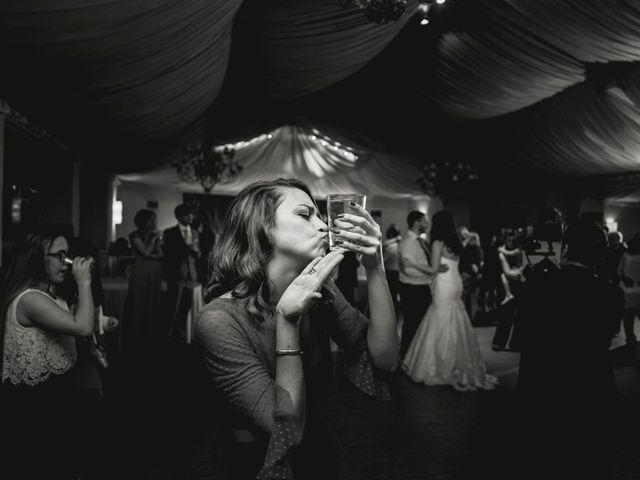 La boda de Sergio y Rosa en Valdastillas, Cáceres 73