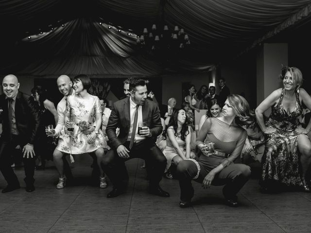 La boda de Sergio y Rosa en Valdastillas, Cáceres 75