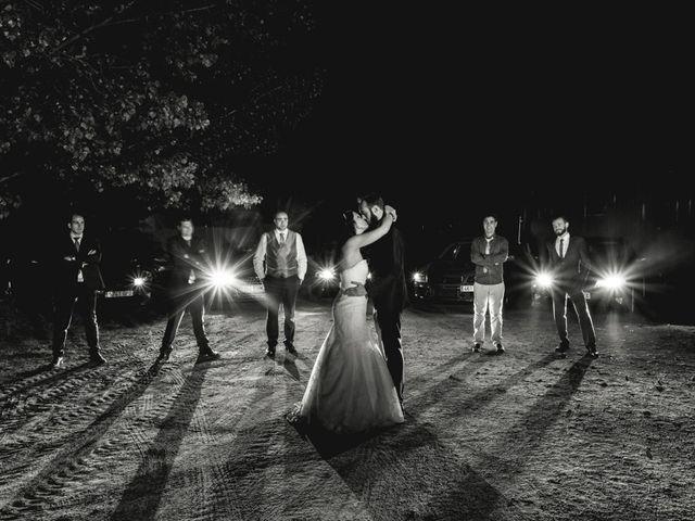 La boda de Sergio y Rosa en Valdastillas, Cáceres 77