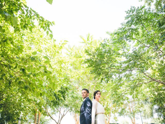 La boda de Rocío y Pascual