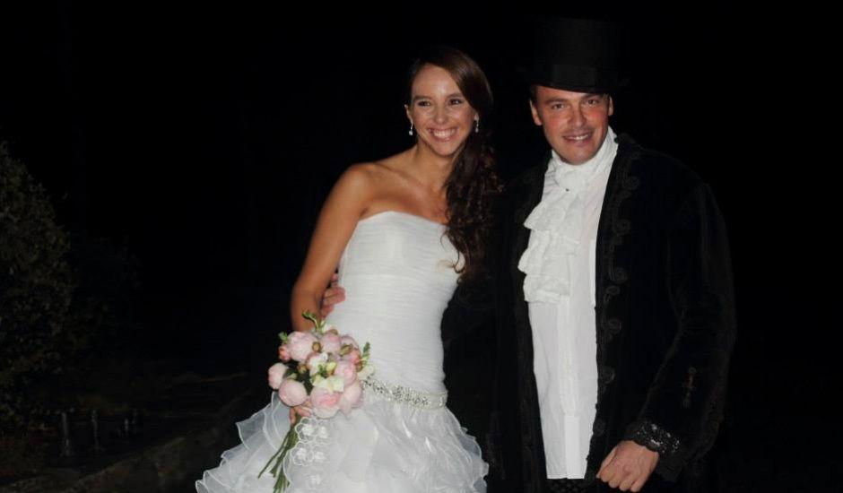 La boda de Andrea y Javier en Campillo De Ranas, Guadalajara