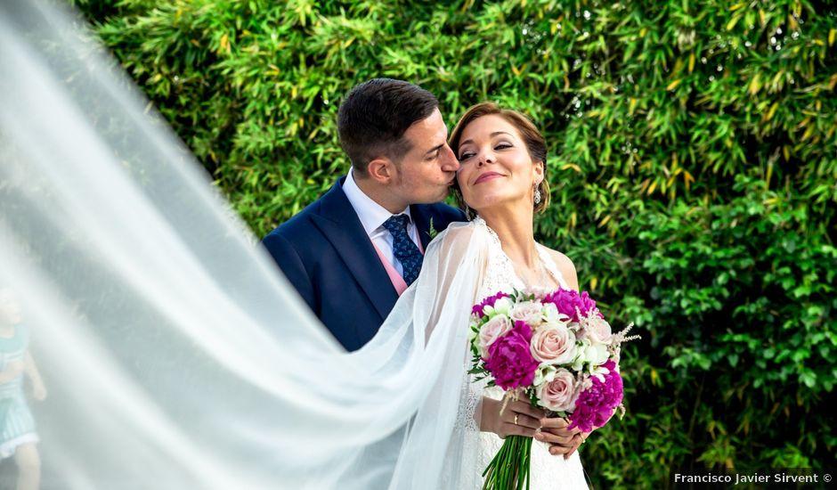 La boda de Victor y Elisabet en Griñon, Madrid