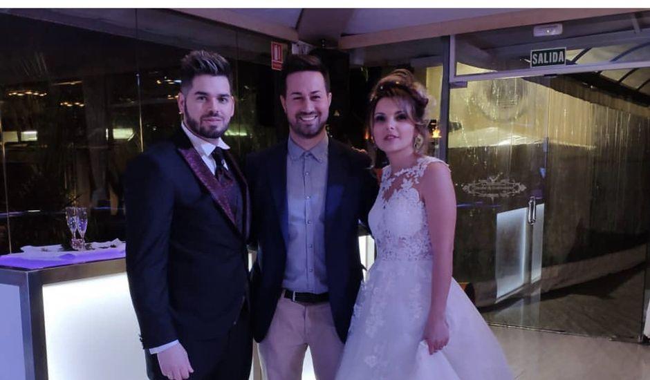 La boda de Manuel  y Kamila en Madrid, Madrid
