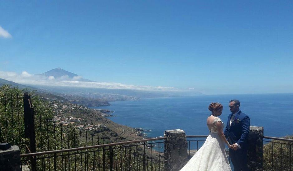 La boda de Romen y Yazmina en Tegueste, Santa Cruz de Tenerife
