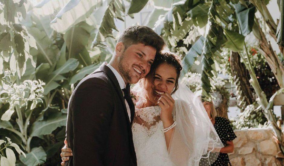 La boda de Dani y Alba en Benidorm, Alicante