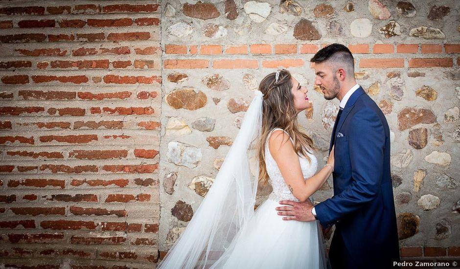 La boda de Gonzalo y Cristina en Galapagos, Guadalajara