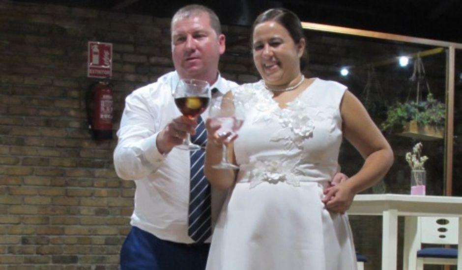 La boda de Juan Antonio  y  Camelia  en Jerez De La Frontera, Cádiz