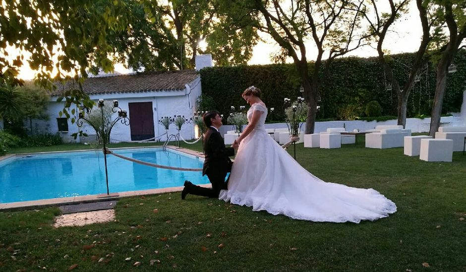 La boda de Iván  y Bárbara  en Bormujos, Sevilla