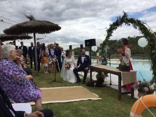 La boda de Dani y Inma