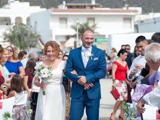 La boda de Belén y Jesús