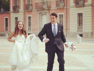 La boda de Javier  y Carla  1