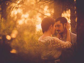 La boda de Ascensión y Vicente 1