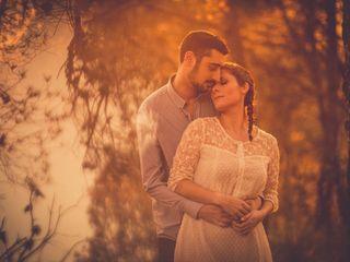 La boda de Ascensión y Vicente 2