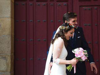 La boda de Víctor y Leire