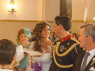 La boda de Toñi y Javi 2