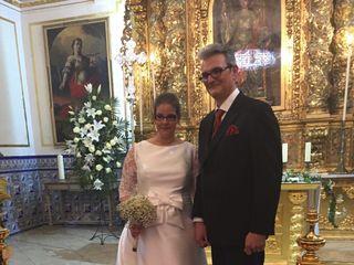 La boda de Lucía y Jose Miguel