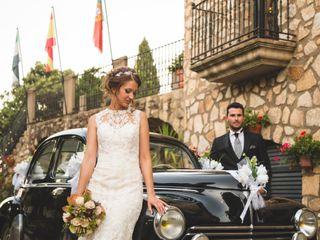 La boda de María y Oswaldo