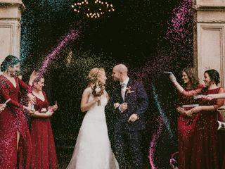 La boda de Tom y Carmen