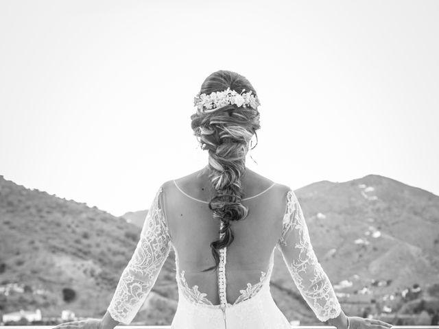 La boda de David y Belen en Torre Del Mar, Málaga 12