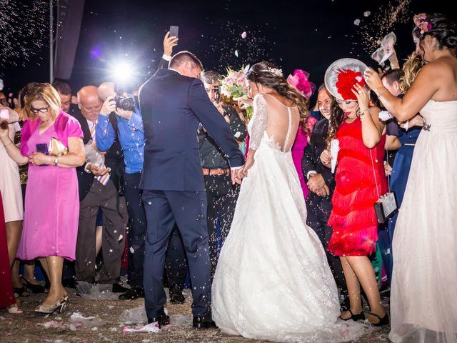 La boda de David y Belen en Torre Del Mar, Málaga 20