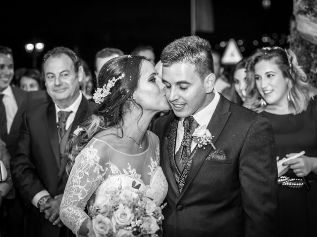 La boda de David y Belen en Torre Del Mar, Málaga 21