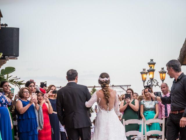 La boda de David y Belen en Torre Del Mar, Málaga 28