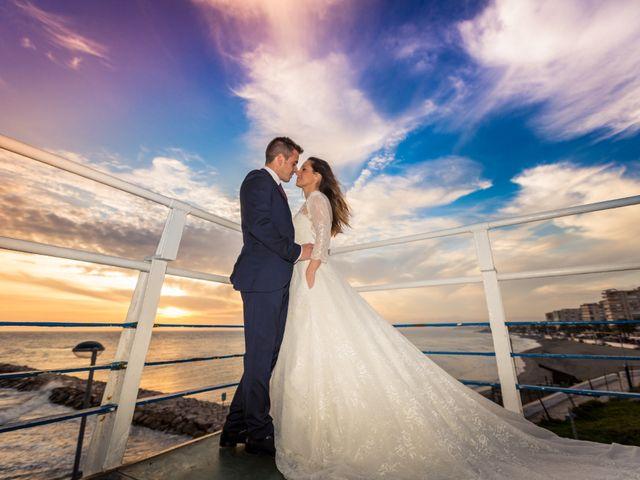La boda de David y Belen en Torre Del Mar, Málaga 1