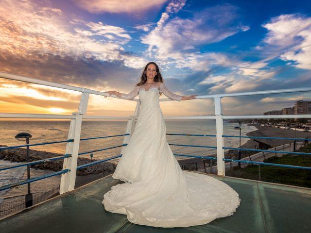 La boda de David y Belen en Torre Del Mar, Málaga 29