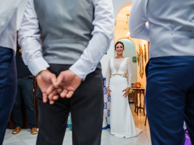 La boda de Pablo y María en Sevilla, Sevilla 8