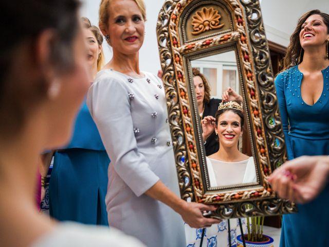 La boda de Pablo y María en Sevilla, Sevilla 10
