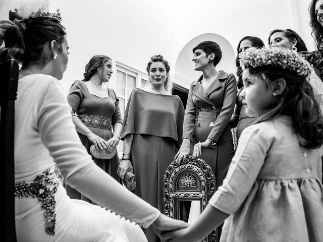 La boda de Pablo y María en Sevilla, Sevilla 11