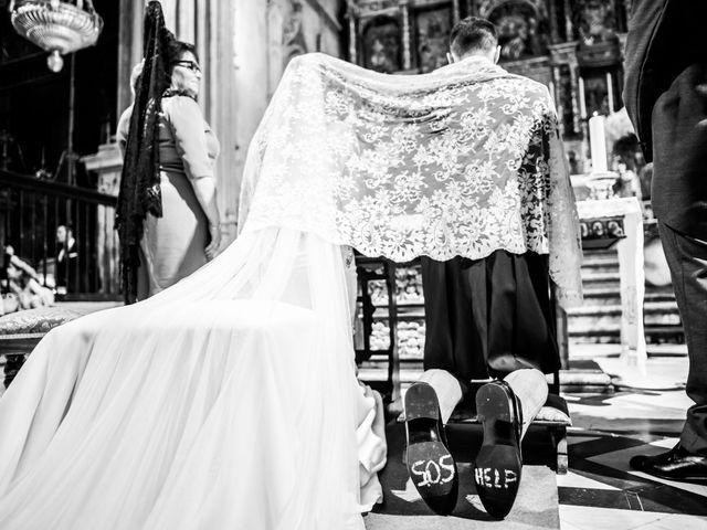 La boda de Pablo y María en Sevilla, Sevilla 1