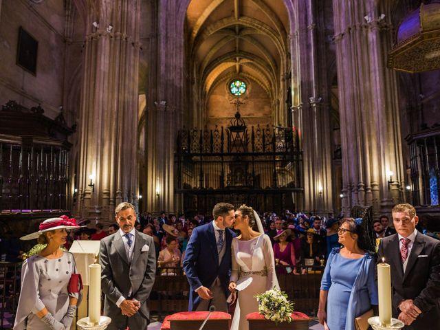 La boda de Pablo y María en Sevilla, Sevilla 20