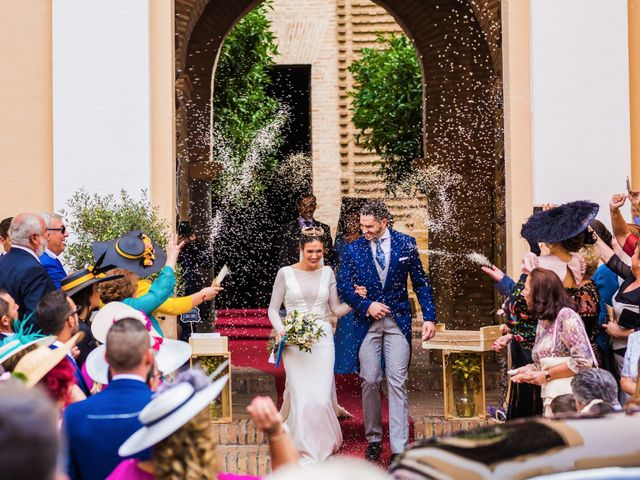 La boda de Pablo y María en Sevilla, Sevilla 21